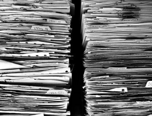 Xero – Management of Source Documents